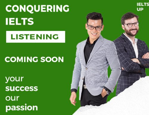 Conquering – Listening COMING SOON