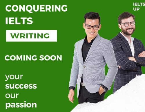 Conquering – Writing COMING SOON
