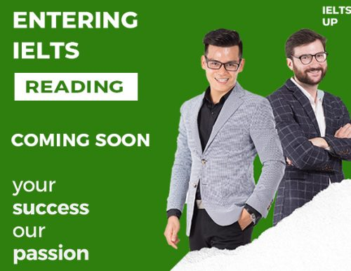 Entering – Reading COMING SOON